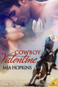 Cowboy Valentine book cover