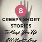 These short stories will be keeping you up all night long. book lists | short stories | horror stories | short horror stories | creepy short stories