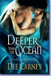 Deeper Than the Ocean by Dee Carney cover