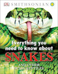 Everything You Need to Know About Snakes book cover