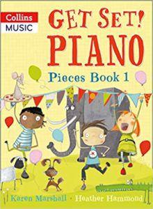 Get Set Piano Pieces Book 1