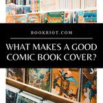 A look behind the scenes of a good comic book cover. comic books | cover design | comic book cover design