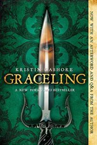 book cover graceling