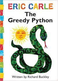 The Greedy Python book cover