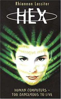 Hex by Rhiannon Lassiter book cover