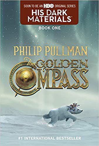 his dark materials golden compass book cover phillip pullman steampunk