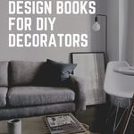 Love HGTV? You'll want to DIY these interior design books. book lists | books about interior design | interior design books