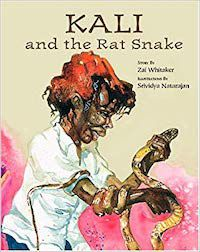 Kali and the Rat Snake book cover