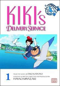 Kiki's Delivery Service from Kid-Friendly Halloween Comics | bookriot.com