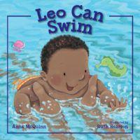 Leo Can Swim cover
