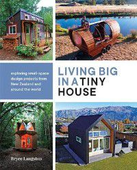 Living Big in a Tiny House Book Cover