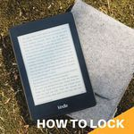 Sometimes, you need to lock it down so your kids don't buy you all kinds of surprise ebooks. Here's how to do it for Kindle. how to | kindle how to | how to lock down a kindle | ereaders | ereader how to
