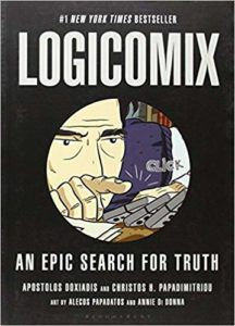 Logicomix by Apostolos Doxiatis