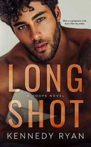 cover of Long Shot by Kennedy Ryan
