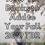 Fall Ya Books To Add To Your TBR | bookriot.com
