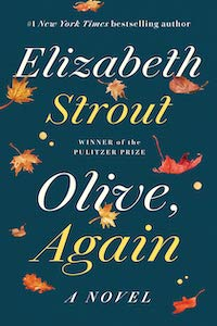 Olive, again by Elizabeth Strout book cover