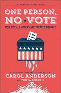 One Person, No Vote YA Edition