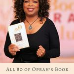 Love Oprah's book club picks? Here are all 80 of them, as of August 2019! Oprah's books | book lists | Oprah's book club | books recommended by Oprah | book club books