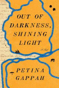 Out of Darkness, Shining Light by Petina Gappah book cover