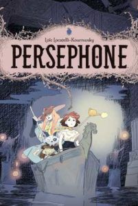 Persephone from Kid-Friendly Halloween Comics | bookriot.com