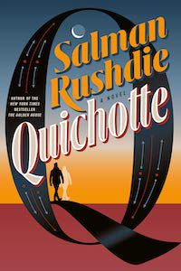 Quichotte by Salman Rushdie book cover