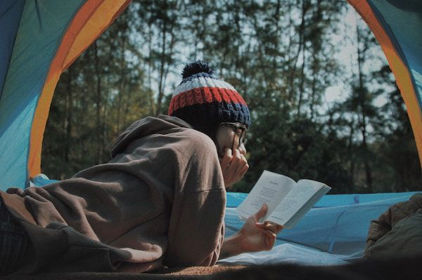 A Book Nerd's Guide to Camping and the Great Outdoors | Book Riot