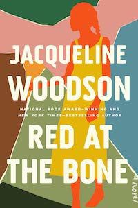 Red at the Bone by Jacqueline Woodson book cover