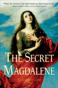 Secret Magdalene cover