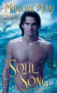 Soul Song by Marjorie M Liu cover