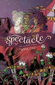 Spectacle from Kid-Friendly Halloween Comics | bookriot.com
