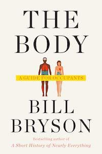 The Body: A Guide for Occupants by Bill Bryson book cover