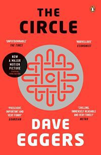 The Circle by Dave Eggers book cover