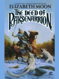 book cover the deed of paksenarrion