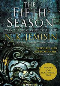 book cover the fifth season
