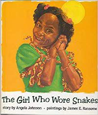 The Girl Who Wore Snakes book cover