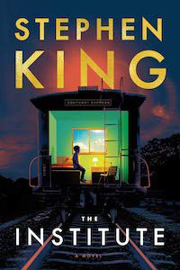 The Institute by Stephen King book cover