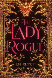 The Lady Rogue from YA Books To Add To Your TBR | bookriot.com