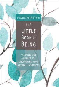 The Little Book of Being by Diana Winston