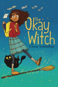 The Okay Witch from Witchy Comics for Halloween | bookriot.com