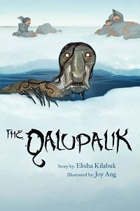 Cover of The Qalupalik by Kilabuk