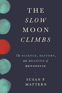 The Slow Moon Climbs: The Science, History, and Meaning of Menopause by Susan P. Mattern book cover