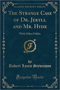 the strange case of dr jekyll and mr hyde robert louis stevenson book cover steampunk