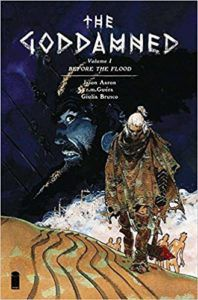 The Goddamned by Jason Aaron and R.M. Guera