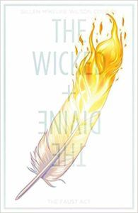 The Wicked + The Divine by Kieron Gillen and Jamie Mckelvie