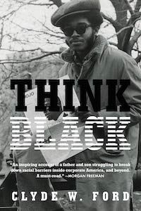 Think Black by Clyde W. Ford book cover