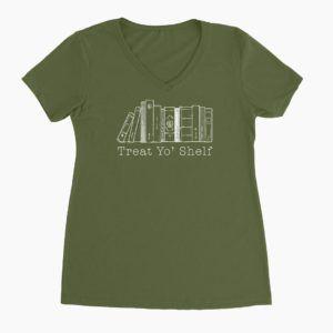 Treat Yo' Shelf T-shirt