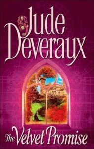 cover of The Velvet Promise (1991 cover) by Jude Deveraux