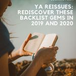 Pick up the books you may have missed when they were originally published and enjoy new covers, new content, and more. YA reissues are legion in 2019 and 2020. book lists | YA books | YA reissues | Reissued YA books | YA book lists | #YALit | YA books 2019 and 2020
