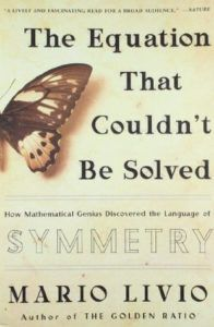 The Equation That Couldn't Be Solved Book Cover