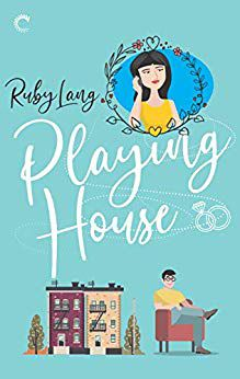Playing House book cover